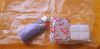 emergency firestarting kit