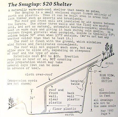$20 dollar shelter